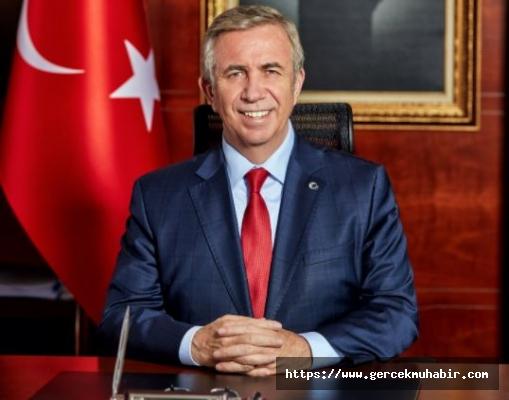 Mansur Yavaş'tan Ankara'nın 97. Yıl Dönümüne İlişkin Mesaj