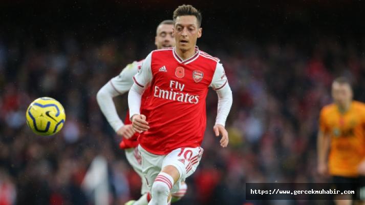 Mesut Özil fesih için 15 milyon euro istedi