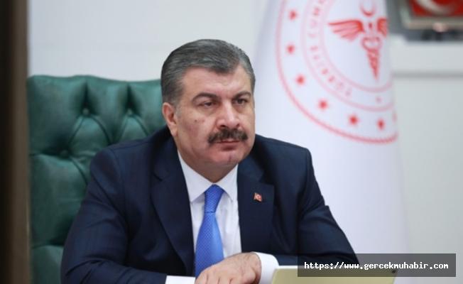 Sağlık Bakanı Koca: Bu ayın 15'inden itibaren bütün rakamları açıklayıp bildireceğiz