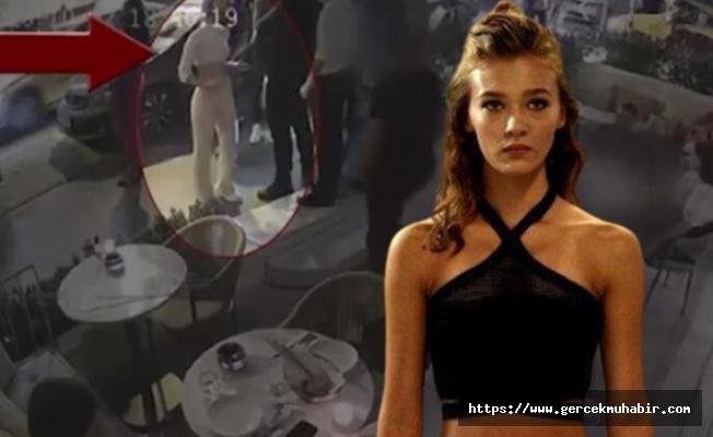 Sen Çal Kapımı oyuncusu Melisa Döngel'den kafe çalışanlarına tehdit