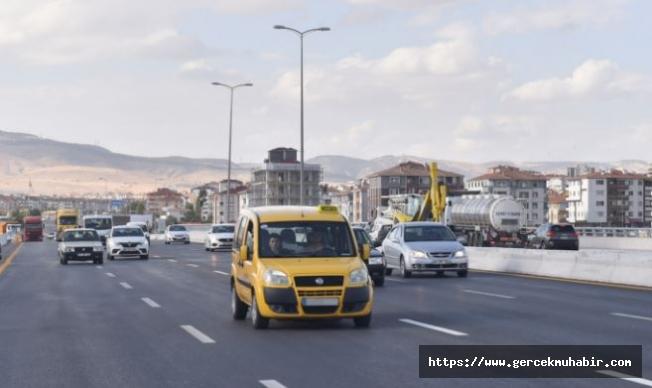 Sincan OSB-Yenikent Arasında Açılan 4 Şeritlik Yeni Yol, Başkent Trafiğine Nefes Aldırdı