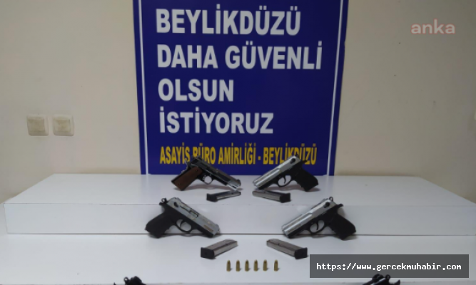 Sosyal Medya Hesabından Silah Satmaya Çalıştı