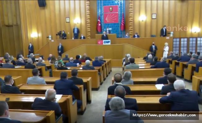 TBMM Kılıçdaroğlu'ndan Özür Diledi