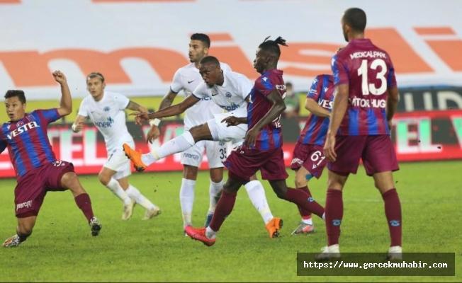 Trabzonspor'a Kasımpaşa şoku!
