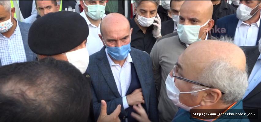 Tunç Soyer, Depremde Son Durumu Açıkladı
