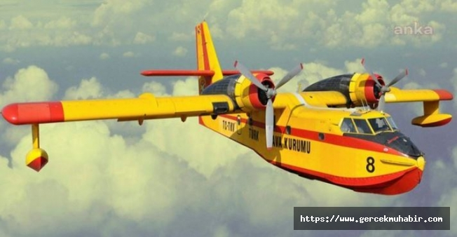 Türk Hava Kurumu 14 Yangın Söndürme Uçağını Satmak Zorunda Kaldı!