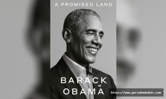 A Promised Land, çıktığı günde satış rekoru kırdı