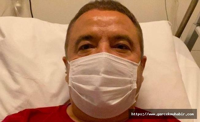 Akdeniz Üniversitesi Hastanesi'nden Muhittin Böcek'in sağlık durumuna ilişkin açıklama