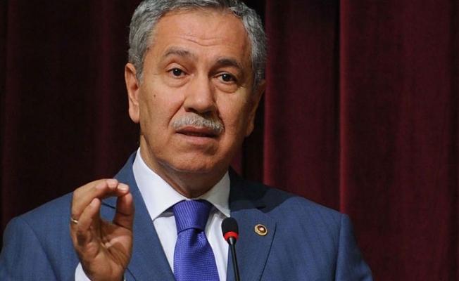 AKP'li Bülent Arınç'tan Alaattin Çakıcı tepkisi: Bu tehdit aslında demokrasiye yapılmıştır