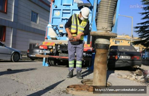 Ankara'da Matbaacıların Su Sorunu Çözüldü