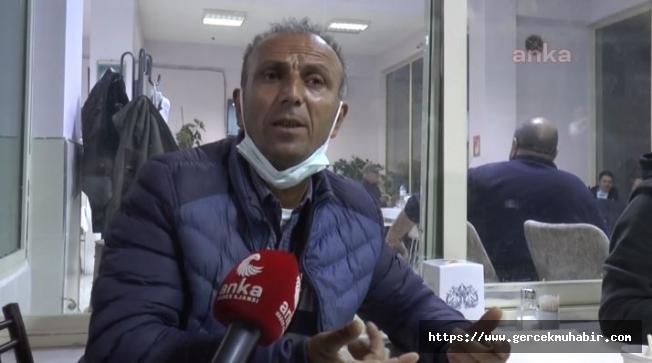 Arkadaşlarının Ölümüne Şahit Oldu, Şimdi Ankara Yolunda: Boğularak Ölenleri Gördüm