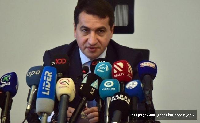 Azerbaycan Cumhurbaşkanı Yardımcısı Haciyev'in Twitter hesabı askıya alındı