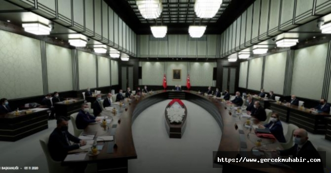 Bakan Soylu'nun Olduğu Kabine Toplantısı Fotoğrafı Merak Uyandırdı