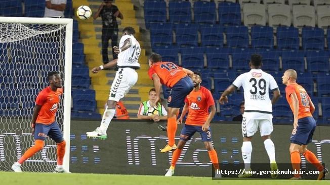 Başakşehir, Konyaspor deplasmanından galip dönüyor