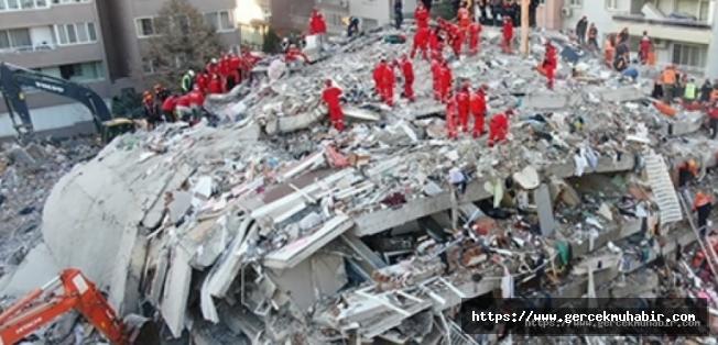 Bayraklı'da yıkılan iki binaya çürük raporu verilmiş!
