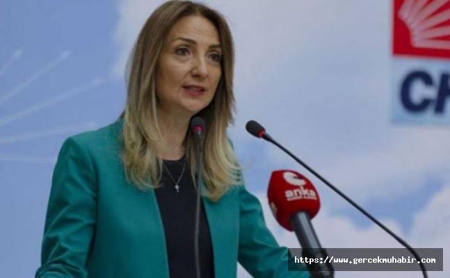 CHP Kadın Kolları Genel Başkanı Aylin Nazlıaka'nın acı günü!