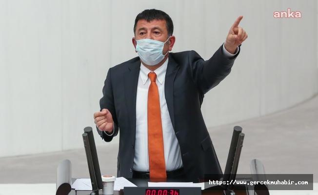 CHP'li Ağbaba: Mafya bozuntusunun tehdidi Kılıçdaroğlu'na değil, tüm siyaset kurumuna yapılmıştır