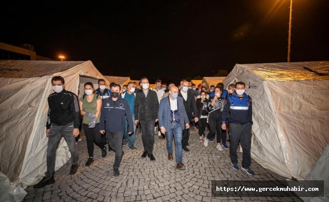 CHP'li Akın: İktidarın fay yasası nerede?