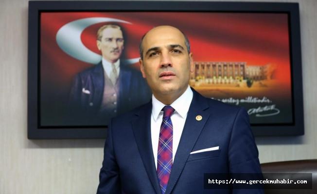 CHP'li Şahin'den Hazine ve Maliye Bakanı'na Çağrı; ''Türk Lirasını Güçlendirelim!''