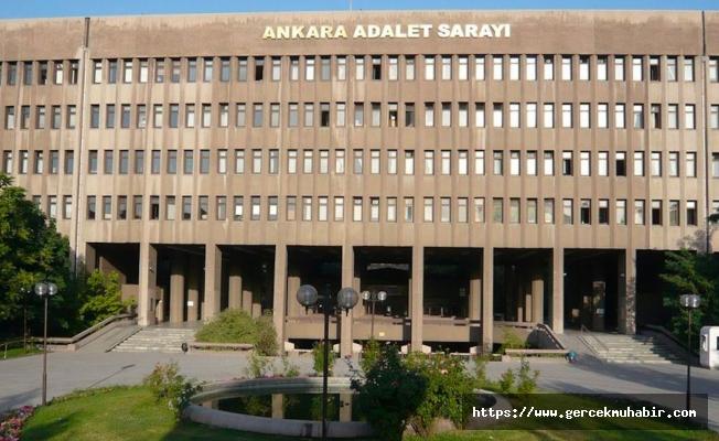 Çölaşan: Ankara Adliyesi korona salgını nedeniyle çalışamıyor