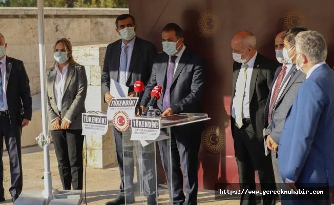 """""""COVİD-19, sağlıkçılar özelinde meslek hastalığı kabul edilmelidir!"""""""