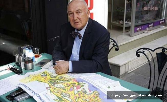 """Deprem Bilimci Prof. Dr. Ercan: Depremin yıkıcılığındaki ana neden """"Ekonomi"""""""