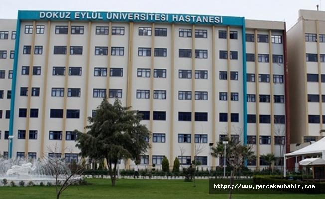 Dokuz Eylül Üniversitesi'nde Koronavirüs nedeniyle ameliyatlar durduruldu