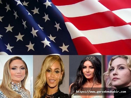 Dünyaca Ünlü İsimler ABD Seçiminde Kimi Destekledi?