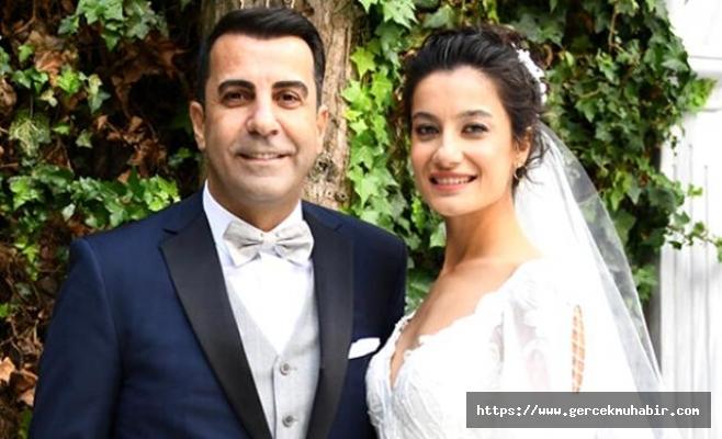 Emre Karayel ile Gizem Demirci evlendi, nikahta herkes gülme krizine girdi