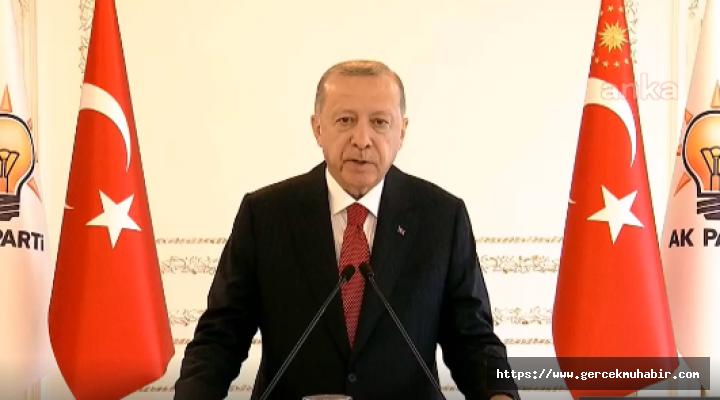 Erdoğan: Kendimizi Başka Yerlerde Değil, Avrupa'da Görüyoruz