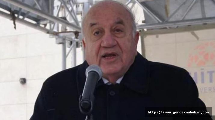 Eski bakan Ahmet Samsunlu yaşamını yitirdi