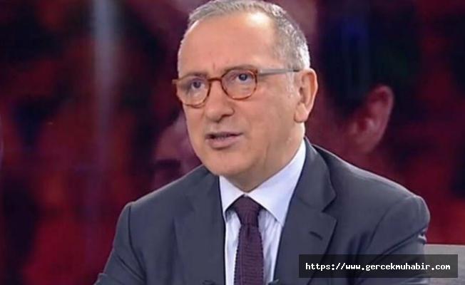 Fatih Altaylı: Ben size söylemiş olayım bu hafta restoranlar, kafeler kapanır
