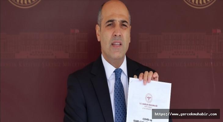 Fikret Şahin; ''Sağlık Bakanlığı Rantta Sınır Tanımıyor''