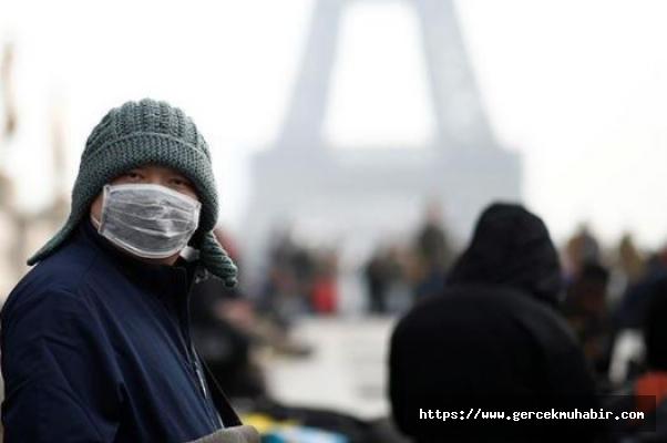 Fransa'da yeniden rekor kıran günlük vaka sayısı ürkütüyor