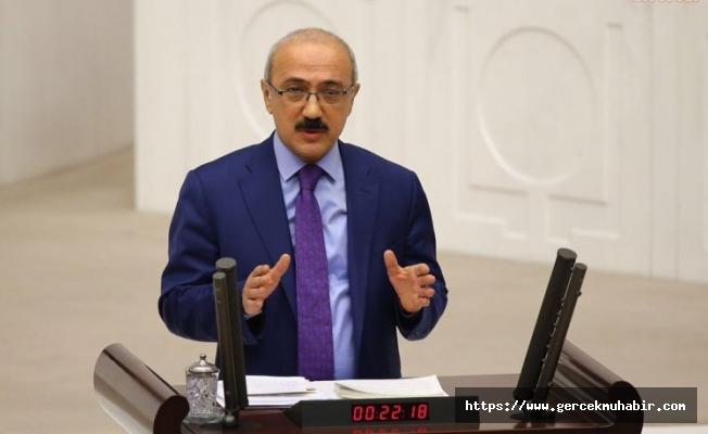 Hazine ve Maliye Bakanı Lütfi Elvan yol haritasını açıkladı