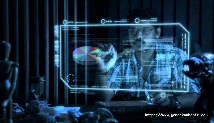 Hologram ekranlarında yeni gelişme