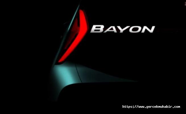 Hyundai Üreteceği Yeni Suv Modelinin Adını Duyurdu: Bayon