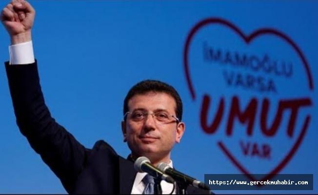 İBB Başkanı Ekrem İmamoğlu, tartışılan proje Kanal İstanbul'la ilgili yazılı ifade verdi