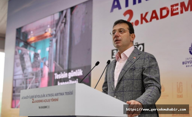 İmamoğlu: İstanbul'da 2-3 haftalık kapanma şart!