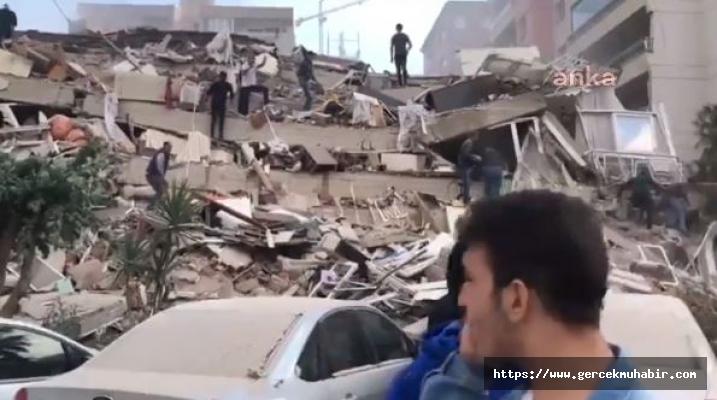 İzmir Depremine İlişkin Son Durum: 83 Can Kaybı, 962 Yaralı