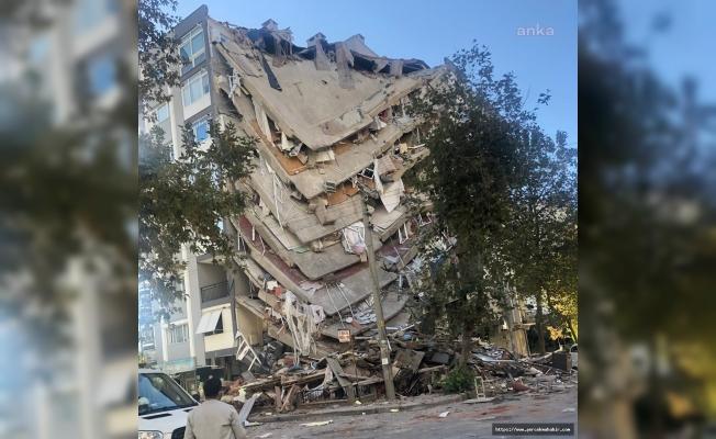 İzmir İnşaat Mühendisleri Odası Başkanı: Hasar tespitinde İMO olmayacak da kim olacak?