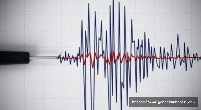 İzmir Seferihisar açıklarında 4.1 büyüklüğünde deprem