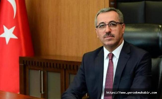 Kahramanmaraş Büyükşehir Belediye Başkanı Hayrettin Güngör, Koronavirüse yakalandığını açıkladı