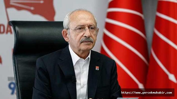 Kılıçdaroğlu: Anayasa çalışması yok, olursa ilk Sayın Akşener'e başvururum