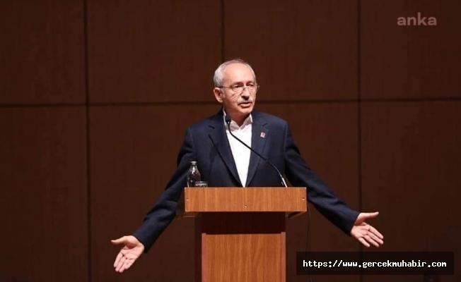 """Kılıçdaroğlu: """"Beni duygulandıran Seval Türkeş oldu, beni aradı üzüntülerini dile getirdi"""""""