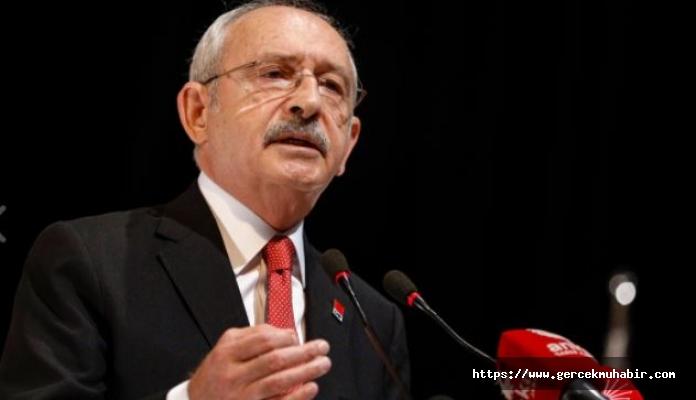 Kılıçdaroğlu:  Cumhuriyet Halk Partisi'nin devleti yönetme zamanı gelmiştir!