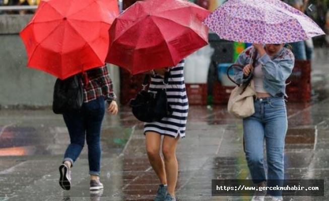 Meteoroloji'den yağmur uyarısı: Hafta sonuna kadar...