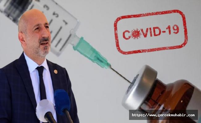 Öztunç'tan Tüm Vatandaşları İlgilendiren Kritik Aşı Sorusu!