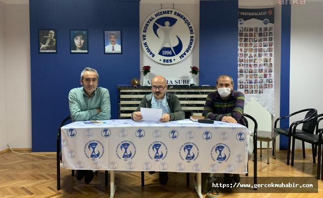 SES: Ankara'da Günlük Covid-19 Vaka Sayısı 2100 - 2500 Aralığında
