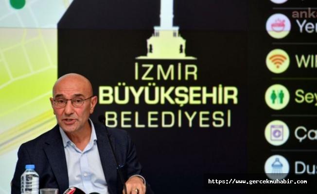 """Tunç Soyer: """"İzmirlilerin Güvenli Bir Şehirde Yaşadıklarından Emin Olmaları İçin Çabalıyoruz"""""""